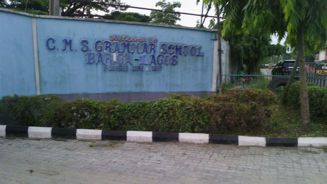 CMS Grammar School, Bariga. Photo: Guardian