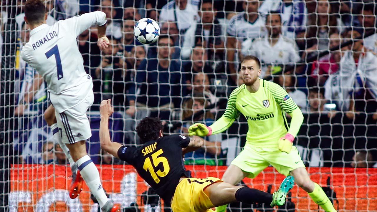 Ronaldo hat-trick leaves Real on verge of final — Nigeria ...