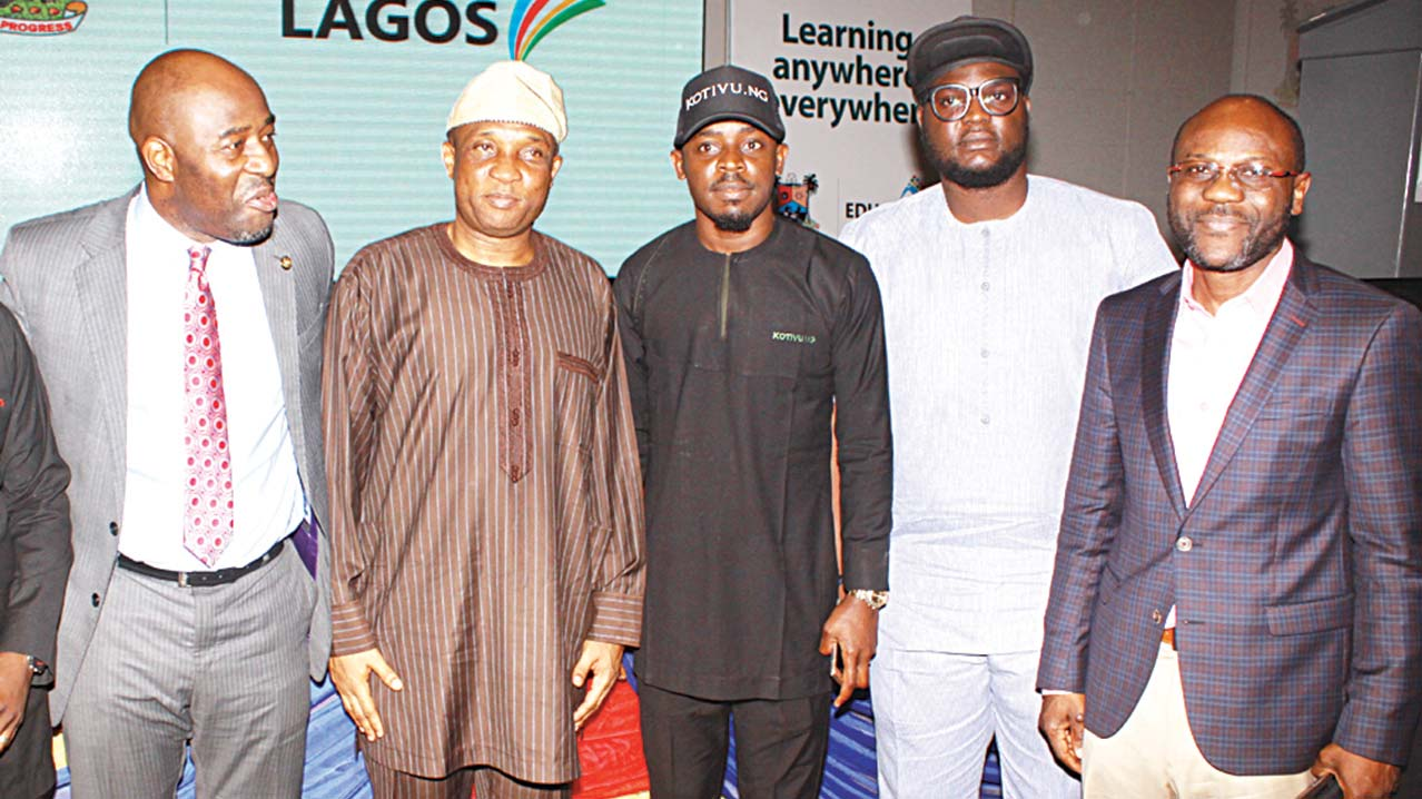 Ambode Launches Educate Lagos, vows to mechanically Advance state