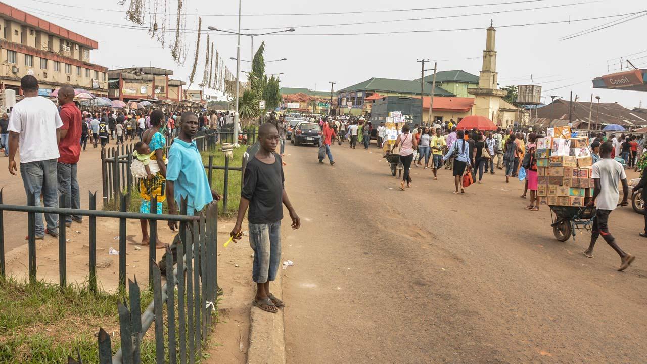 Benin city edo nigeria