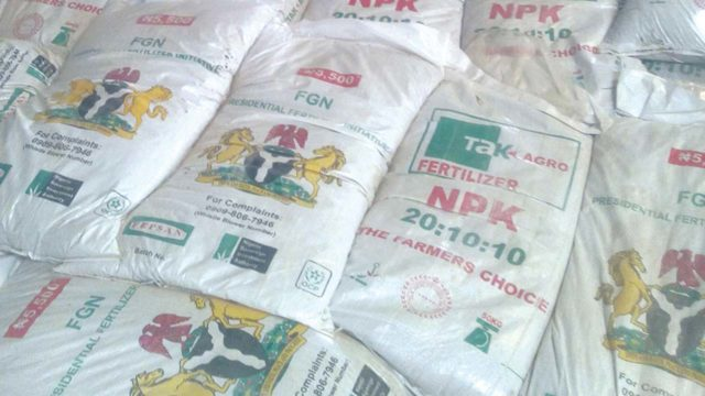 Katsina spends N574m on fertilizer, says governor's aide