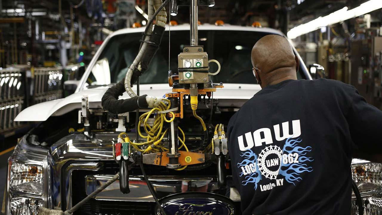 Ford plans to cut about 10 of global workforce for Ford motor company news