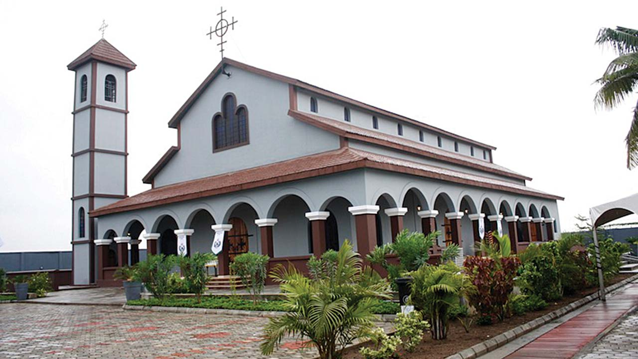 The new orthodox cathedral in Nigeria | The Guardian Nigeria News ...