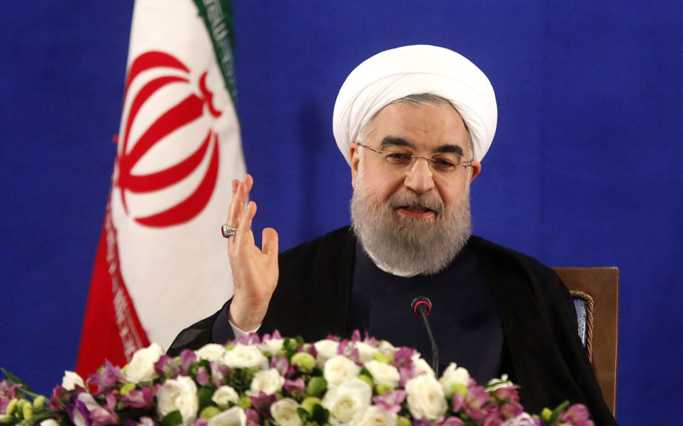 Iran President Hassan Rouhani: Donald Trump 'intellectually unstable'