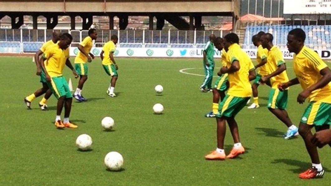 Saka Azeez Kwara United defender dies after collapsing in training