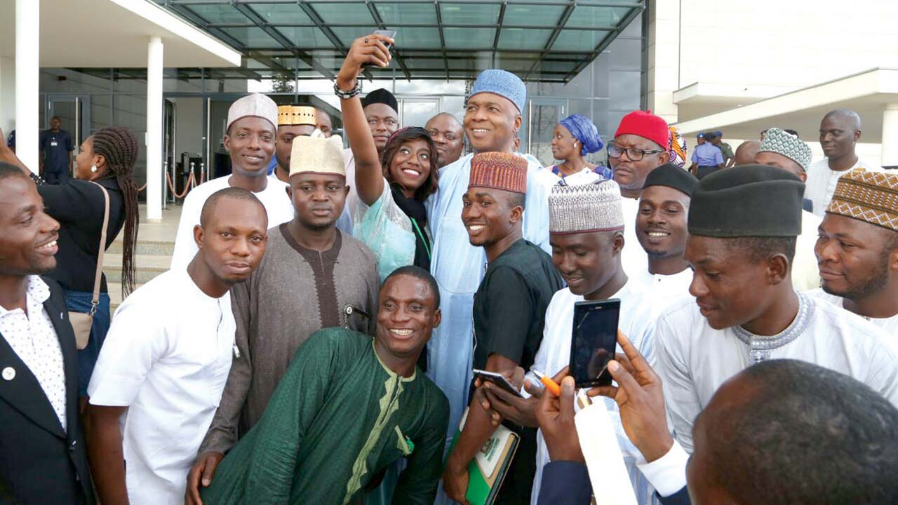 Image result for Nigerian youth