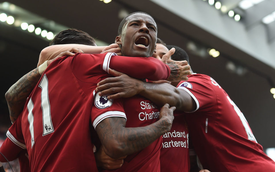 Liverpool leave for Australia after top-four finish