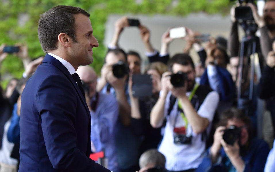 Macron's prime minister - like-minded, but not always a fan