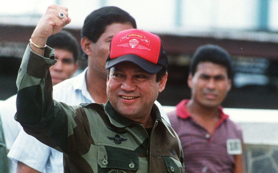 Former Panamanian dictator Manuel Noreiga dead at 83