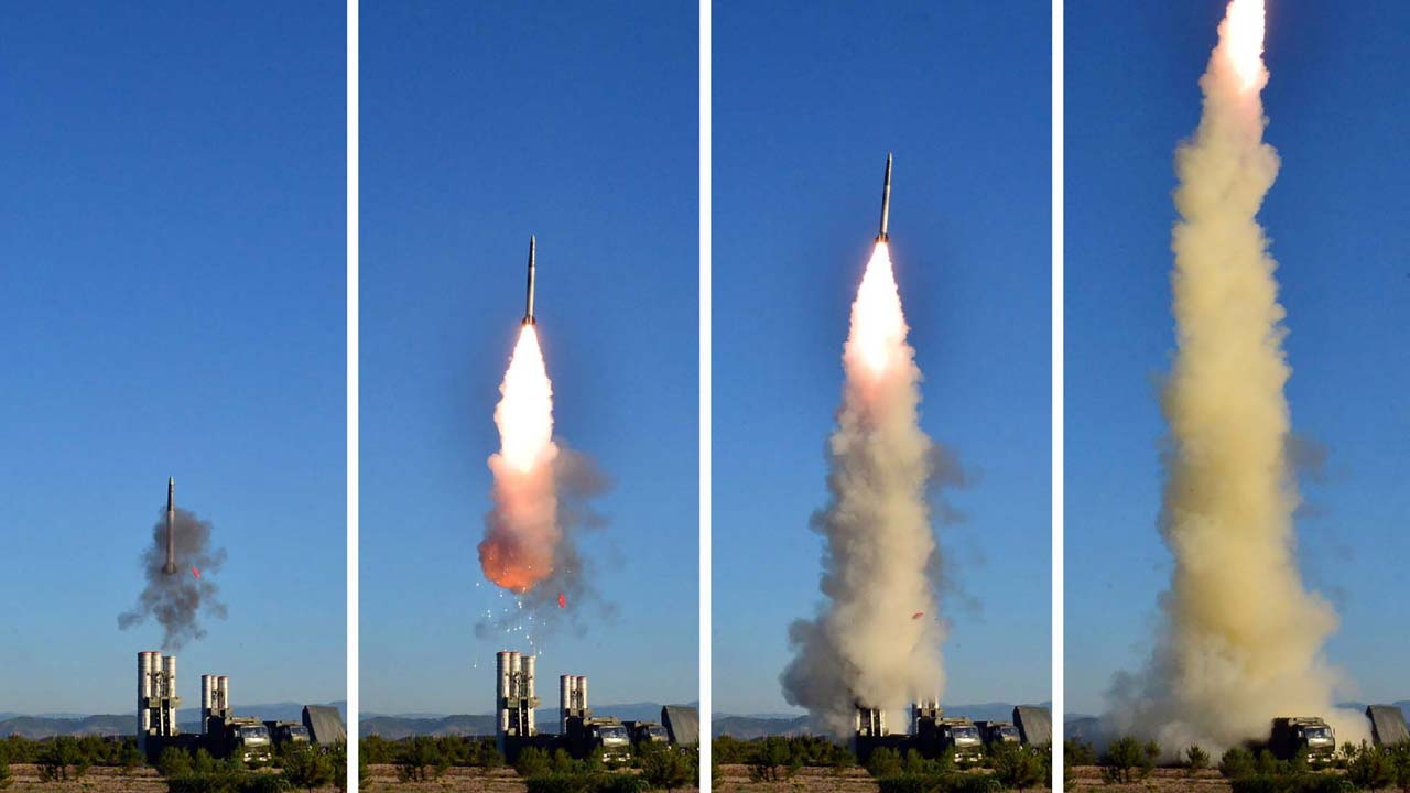 North Korea's Missile Fell Almost 190 Miles From Japan's Oki Islands - Tokyo