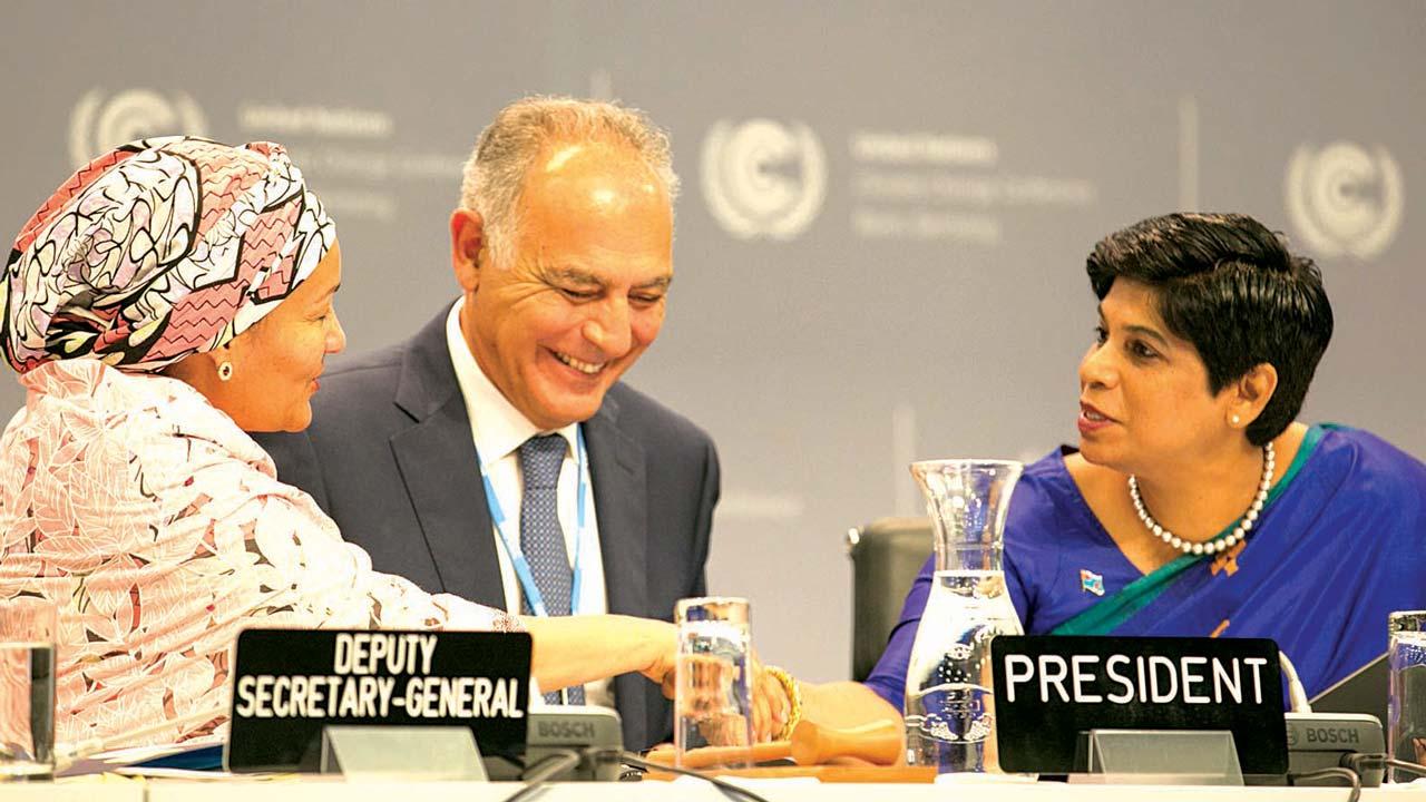 Delegates Cautiously Optimistic Over Paris Agreement As Bonn Talks