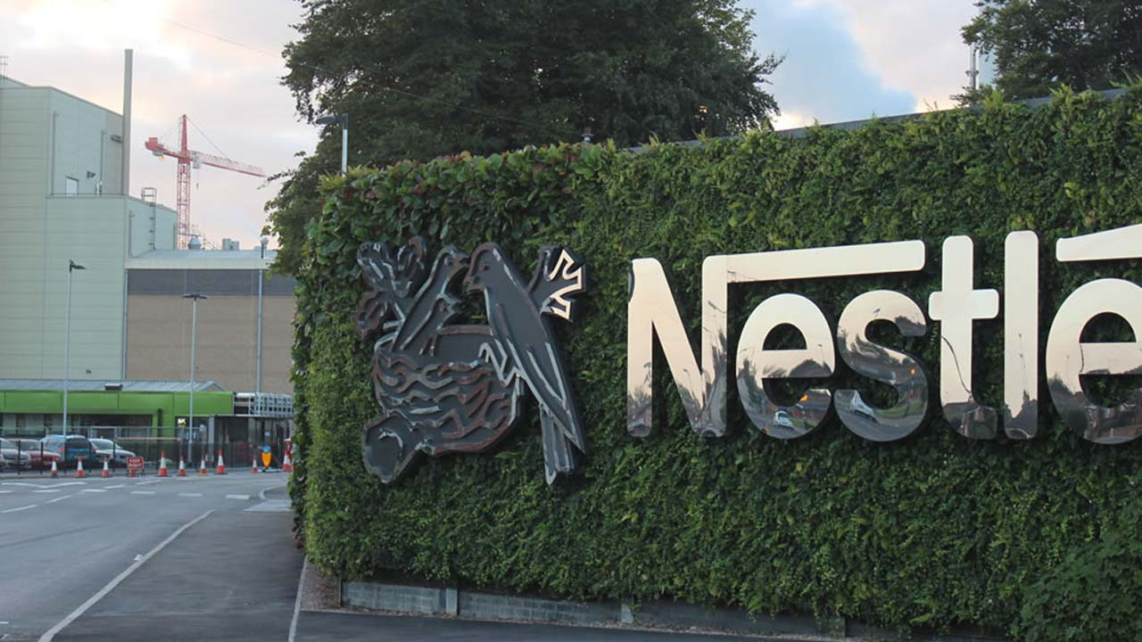 nestle profit Swiss food giant nestle sees net profits fall by 39% last year to 91bn swiss  francs (£64bn.