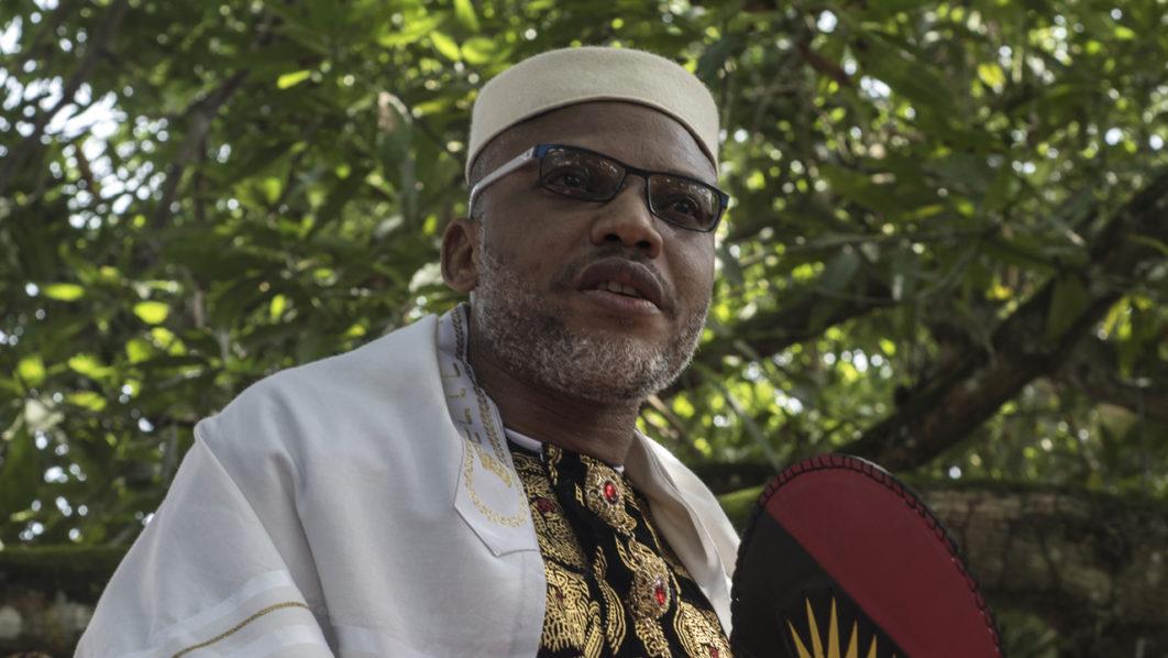Metro: Community threatens to sue Nnamdi Kanu over alleged taboo