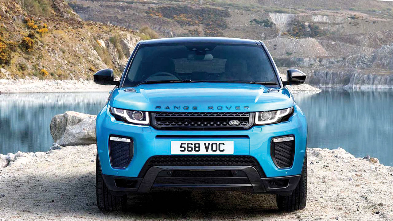 land rover launches all new evogue features the guardian nigeria newspaper nigeria and. Black Bedroom Furniture Sets. Home Design Ideas
