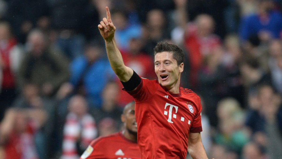 Bayern rules out transfer of Lewandowski