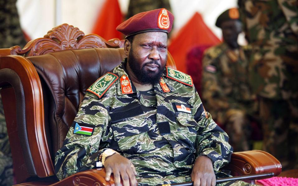 South Sudan president announces unilateral ceasefire, prisoner release
