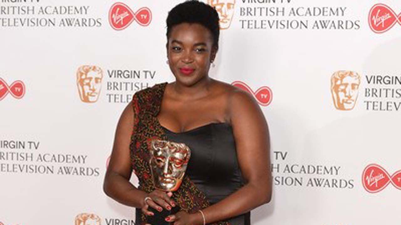 Born actress wins big at BAFTA