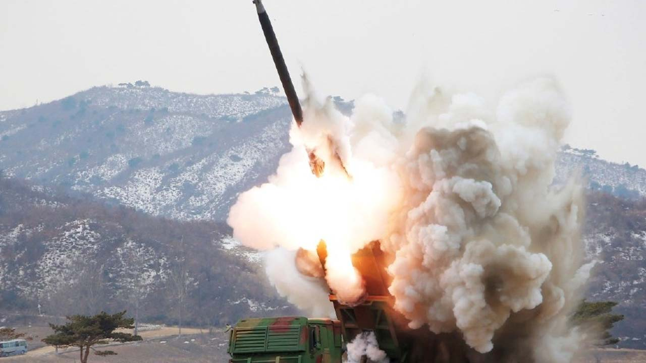 Korea fires missile in latest test, US and S. Korea say