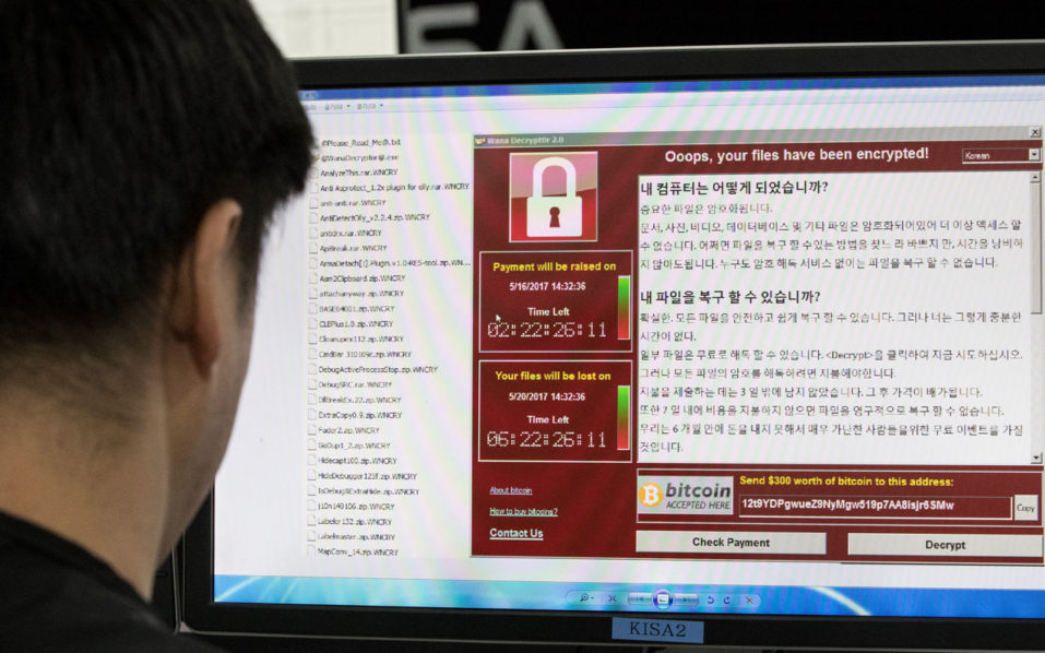 Expert finds more North Korea links in ransomware attack