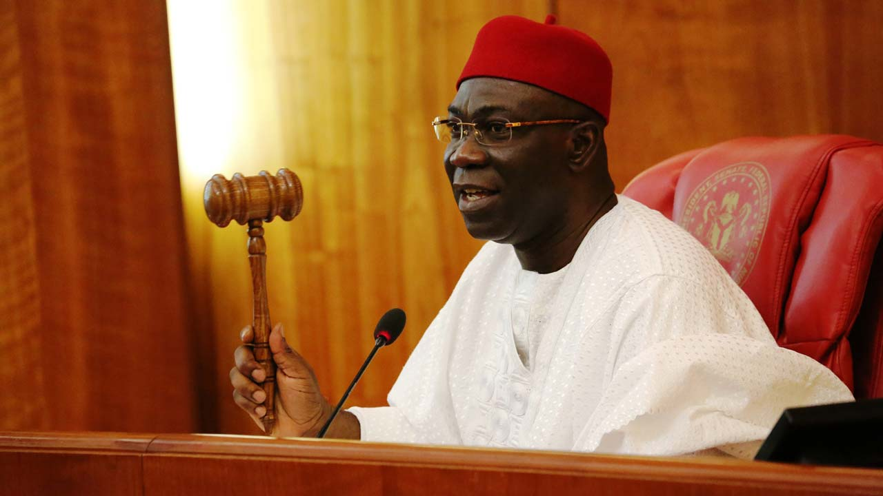 Senator Ike Ekweremadu. Photo: Guardian Nigeria