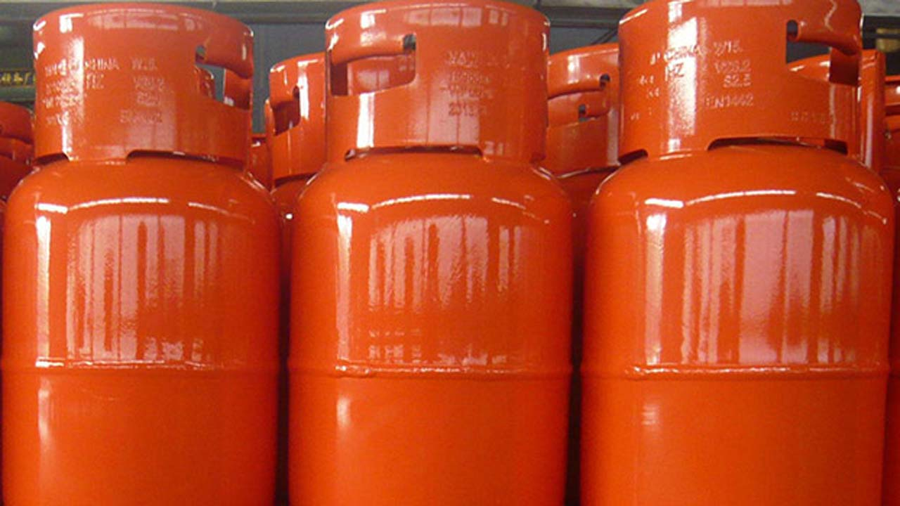 Image result for S.O.N seizes N38m worth of Cooking Gas Cylinders