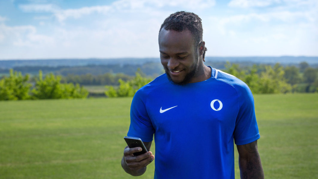 Opera announces Victor Moses as brand ambassador