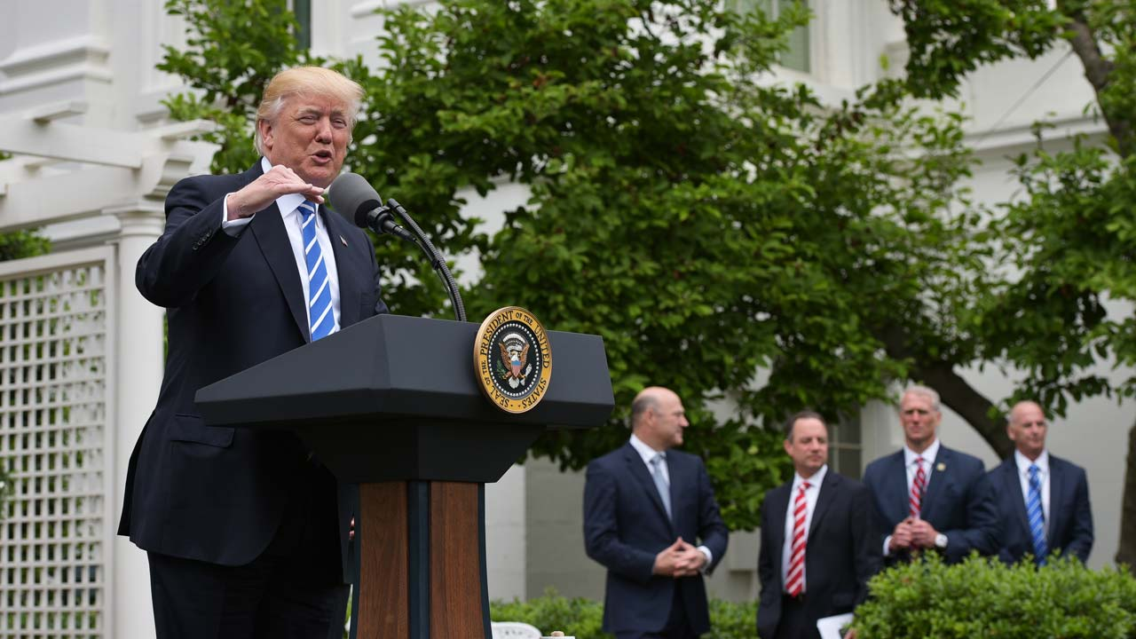 Trump to address religious divides in first trip abroad