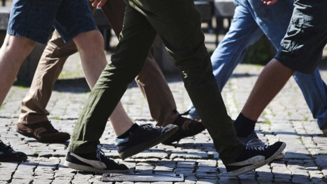 Walking three hours weekly can boost brain function, stave off dementia