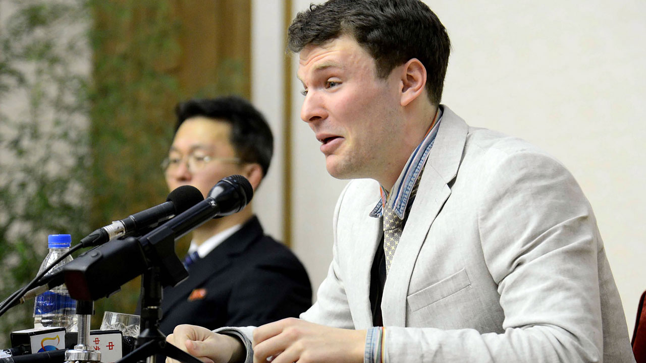 US student evacuated from North Korea has died: family