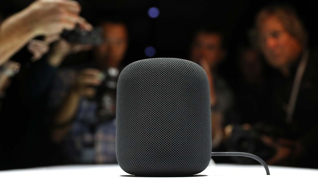 Apple announces HomePod speaker