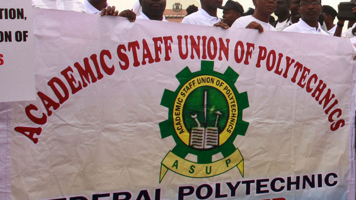 ASUP petitions Abia govt. over 20 months unpaid salaries