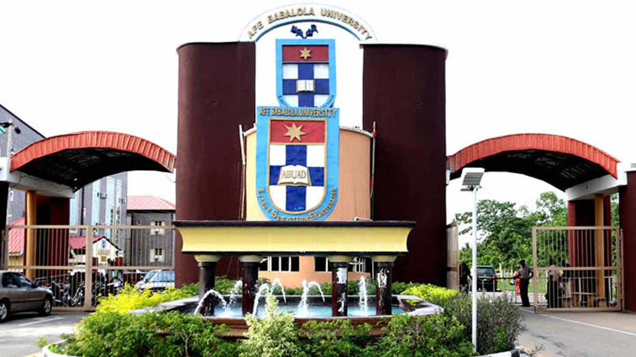 Main Entrance, ABUAD. Photo: Guardian Nigeria