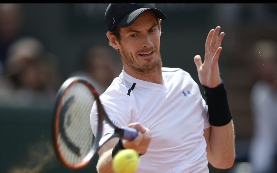 Andy Murray vs Martin Klizan