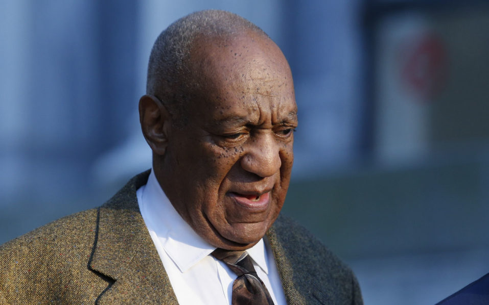 Cosby's fate in the hands of a jury today