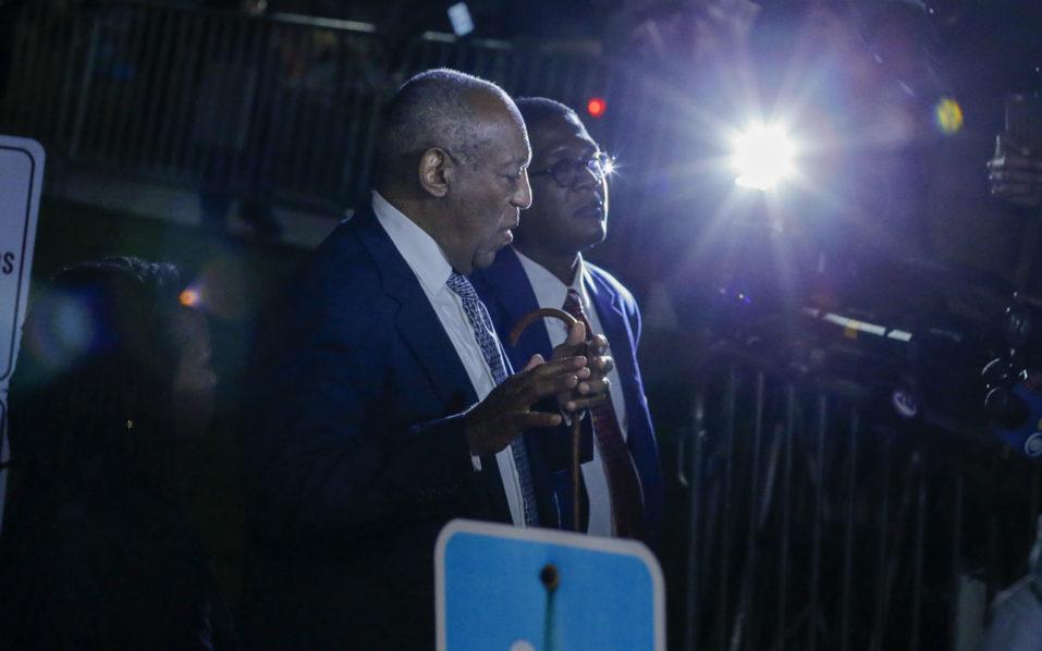 BREAKING: Mistrial Declared in Bill Cosby Sex Assault Trial