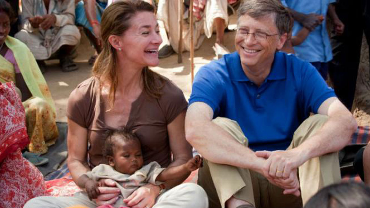 Shaming Bill Gates on health and education | The Guardian
