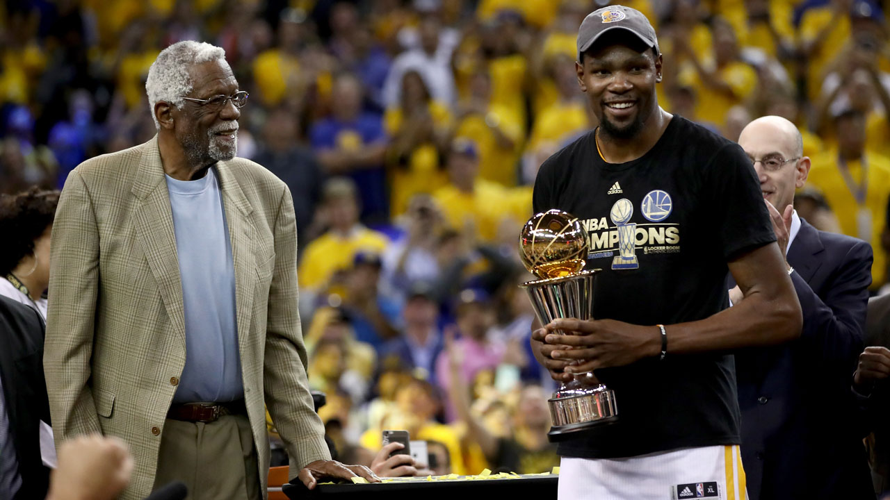 Curry, Durant committed to keeping Golden State on top