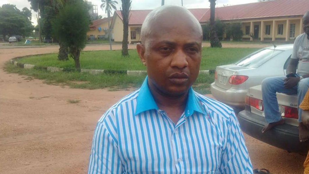 Image result for A suspected kidnap kingpin, Chukwudi Dumeme Onuamadike , also known as Evans, who was arrested by police in Lagos said on Sunday that he chose to collect ransom in American dollars to be different from other kidnappers. The suspect, while being paraded at the Lagos Police Command in Ikeja, told newsmen that he started kidnapping in 2015, after he left his spare parts business, a claim that contradicted the police statement that he was declared wanted in 2013.