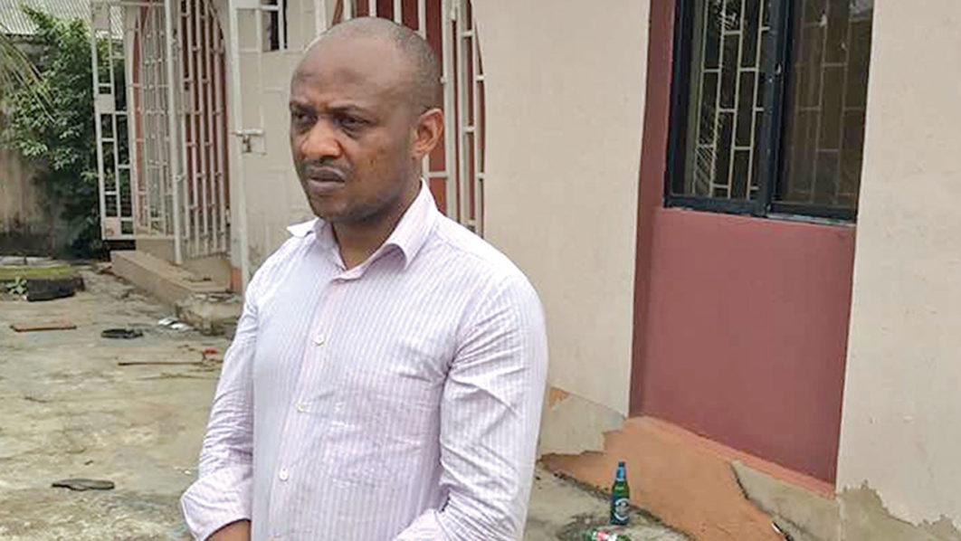 Police debunks rumour about the disappearance of kidnapper Evans
