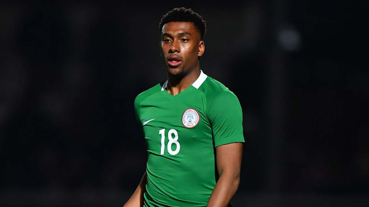 Iwobi ruled out of Cameroon showdown due to injury