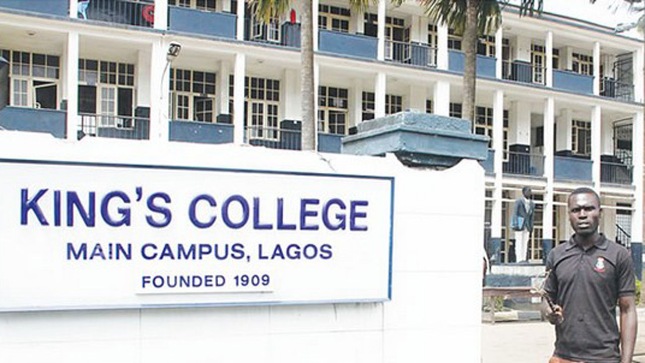 Image result for King's College, Lagos