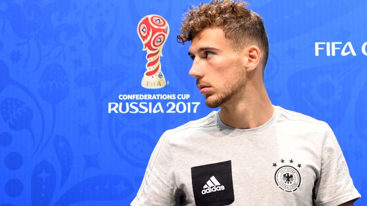 Loew has a long, honest talk with Goretzka over future options