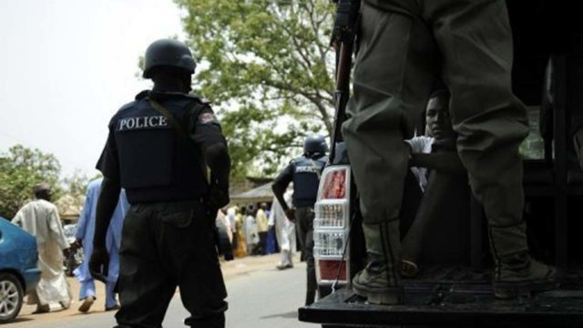 Police arrest 21 persons over killing in Lagos