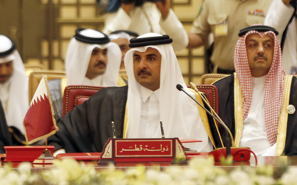 Qatar asks citizens to leave UAE within 14 days - embassy