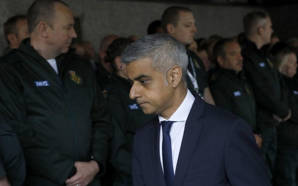 Sadiq Khan: Cancel Donald Trump's United Kingdom visit