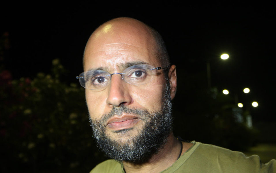 ICC calls for arrest of Gaddafi's son
