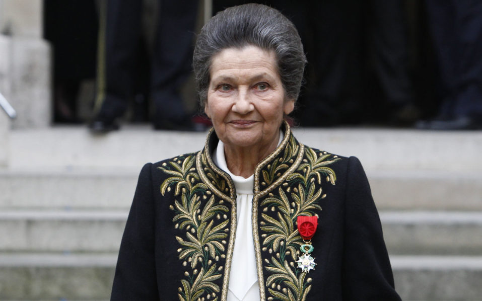 Simone Veil, French Feminist And Politician Who Survived The Holocaust, Dies