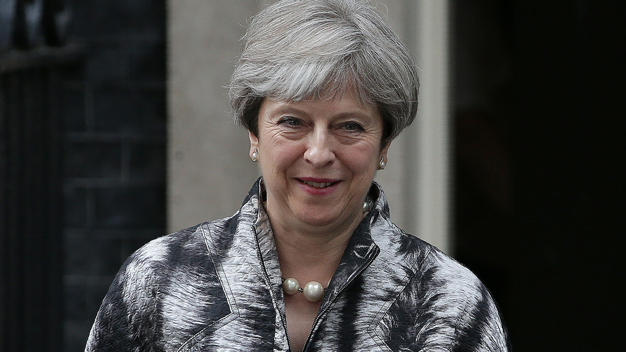 theresa may - photo #9