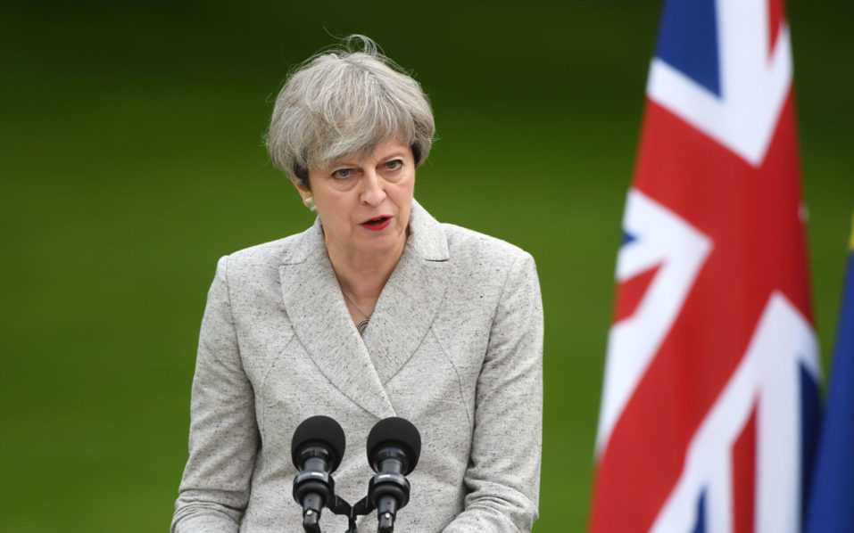 UK PM Theresa May will face leadership challenge if she softens Brexit
