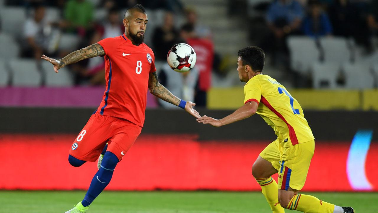 Arturo Vidal the humble road to Chile stardom — Sport — The